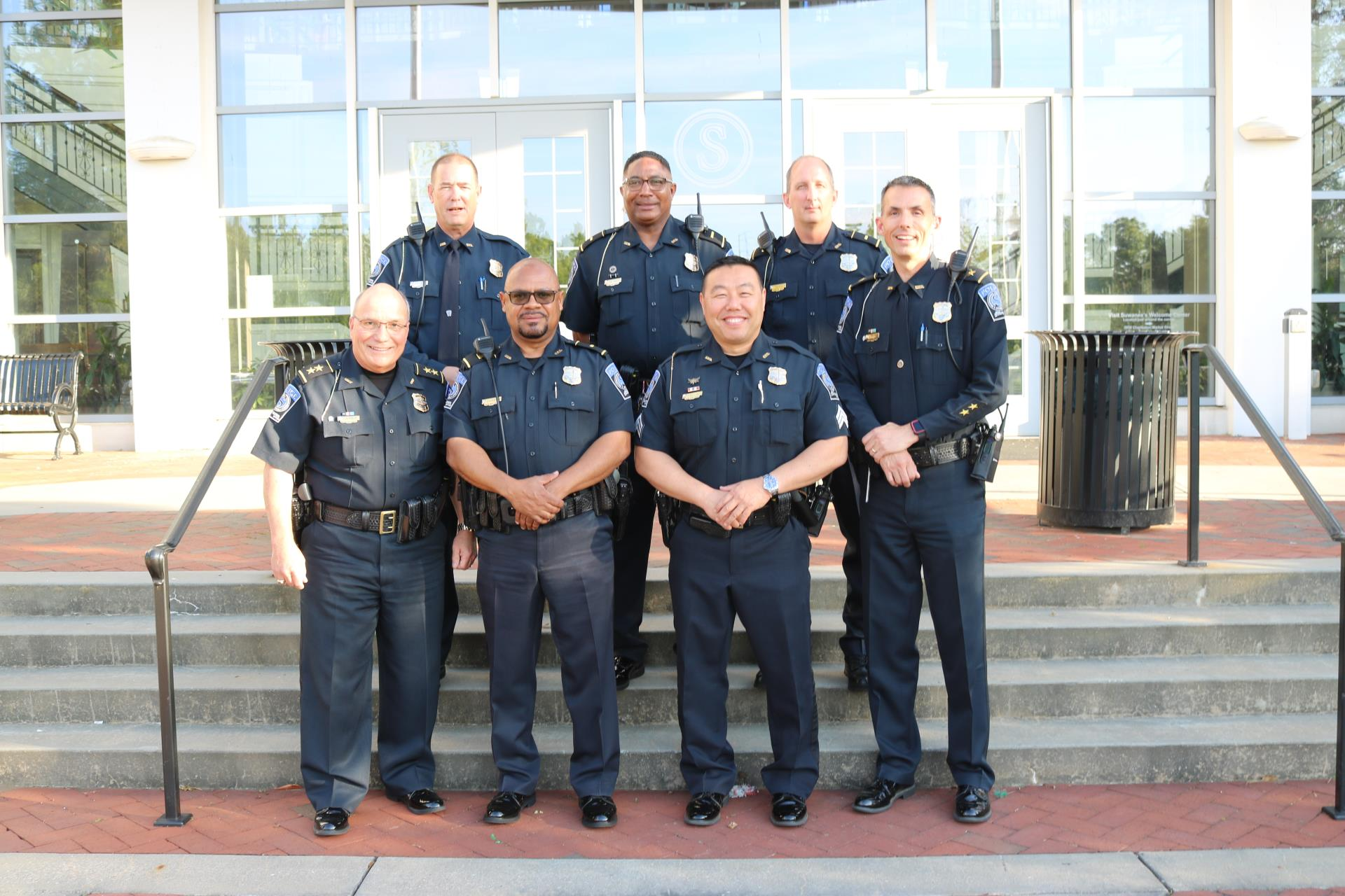 Police Promotions
