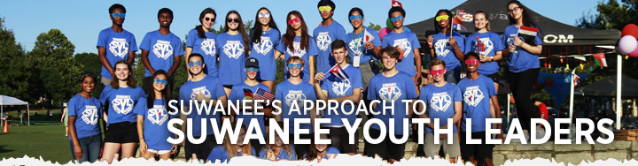 Approach Sheet to Suwanee Youth Leaders