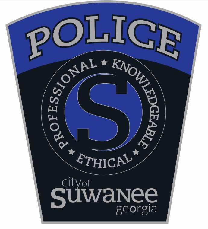 suwanee police patch
