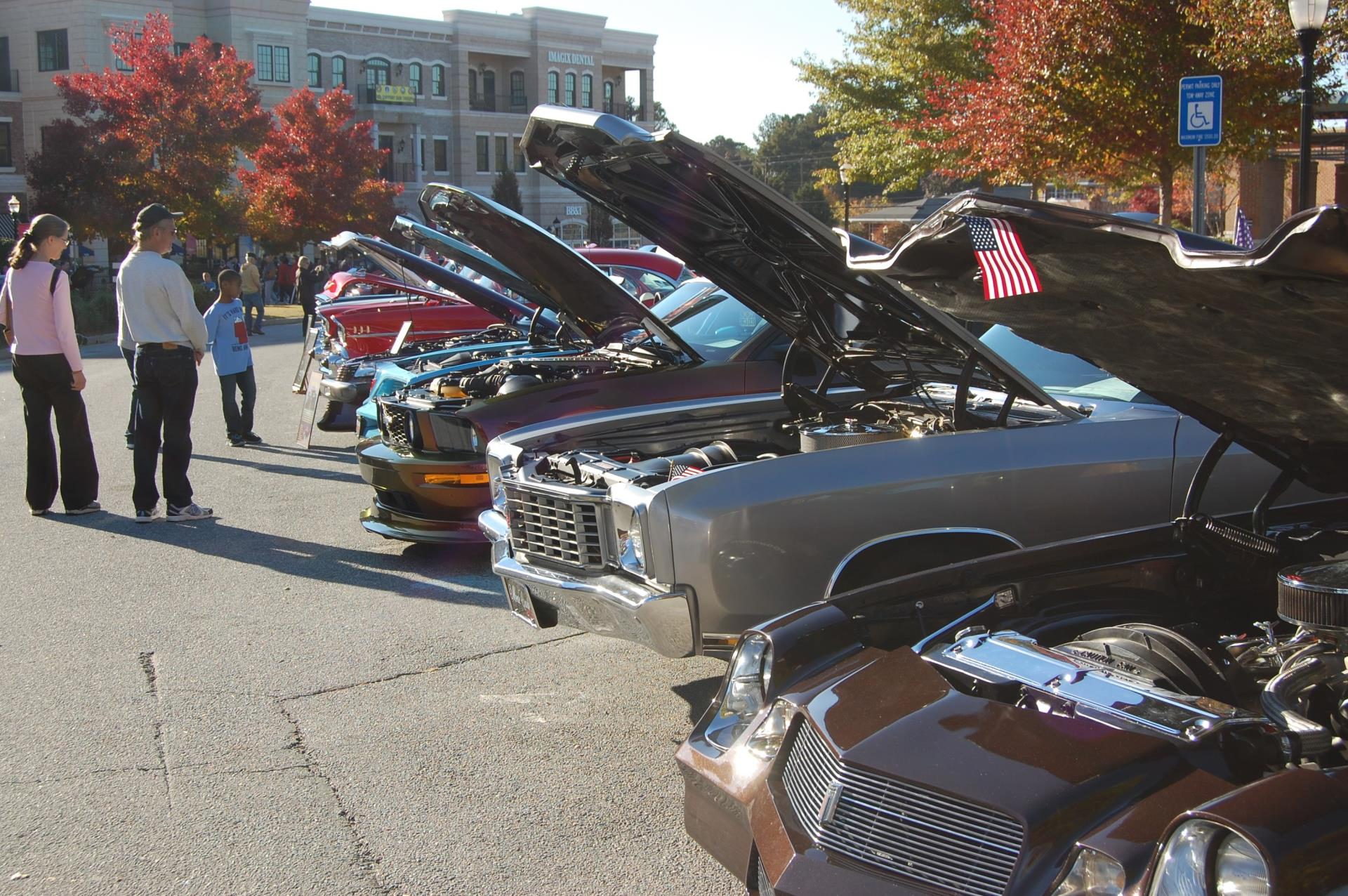 Suwanee Classic Car Show | Calendar Meeting List | Suwanee, GA