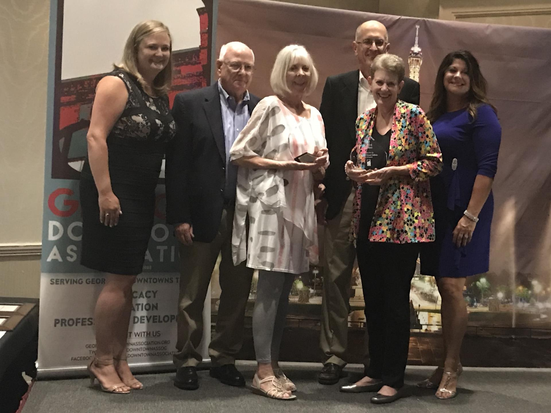 GA Downtown Awards_2018 Volunteers of the Year