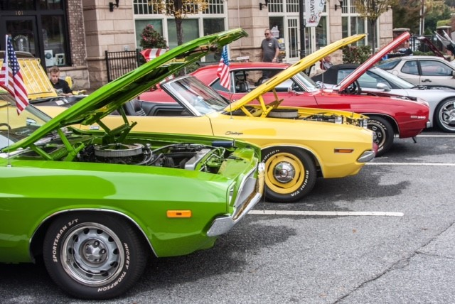 Annual Suwanee Classic Car Show is an All-American Event