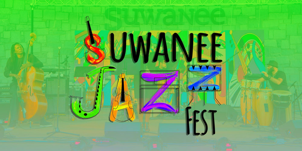 Jazz Fest - Website Event Banner