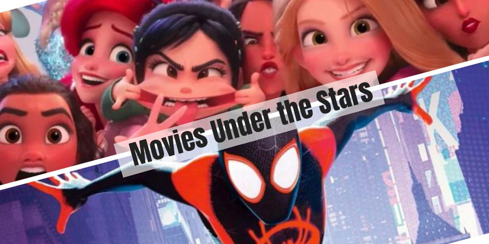MOVIES UNDER THE STARS 2019