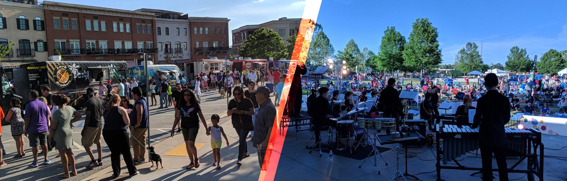 Food Truck Friday and Jazz 2019