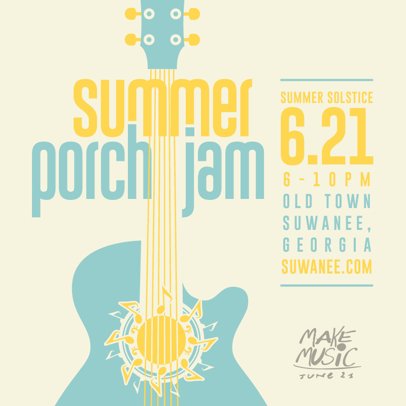 Summer Porch Jam