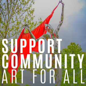 'Art for All' <br> Capital Campaign