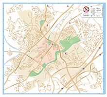 City of Suwanee Map - 2007