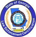 georgia law enforcement certification logo