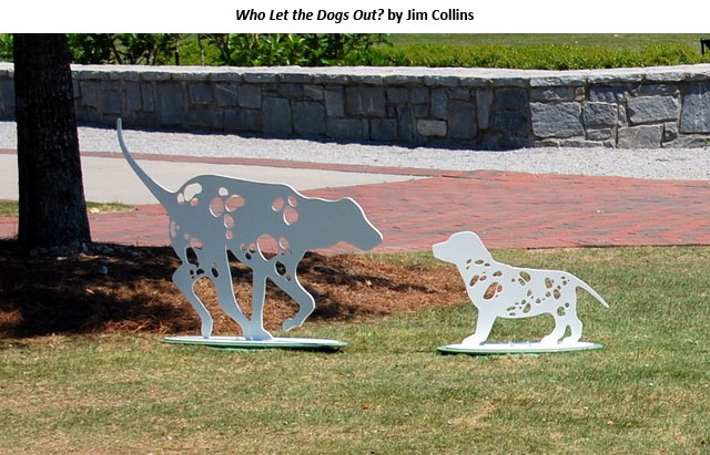 Who Let the Dogs Out by Jim Collins